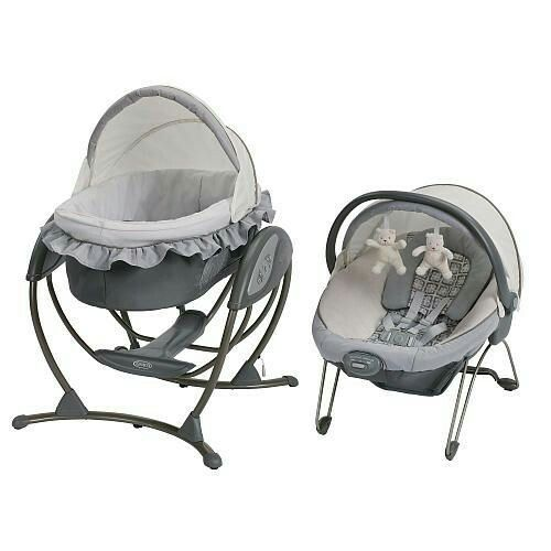 I Cannot Wait To Register For This Its A 4 In 1 And The Perfect Size Graco Soothing Systems Glider