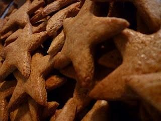 Piparkukas (Latvian Christmas cookies)