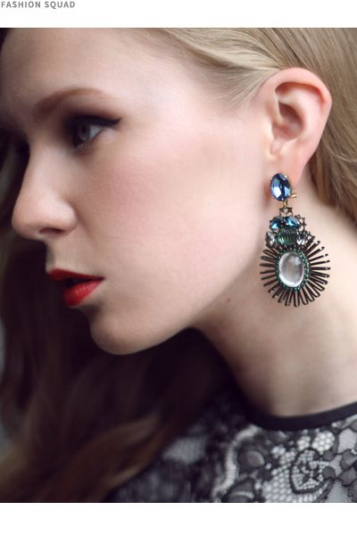 Monnier Freres Statement Earrings
