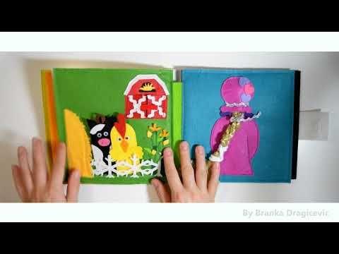 Etida tiha knjiga 1 - Etida quiet book 1 - YouTube