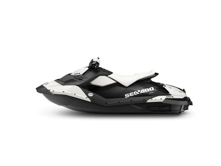 2014 Sea-Doo Spark in Vanilla