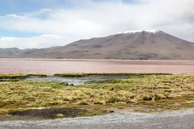 The Red Lake, Bolivia