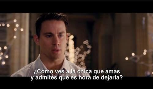 Votos De Amor. *Channing Tatum.