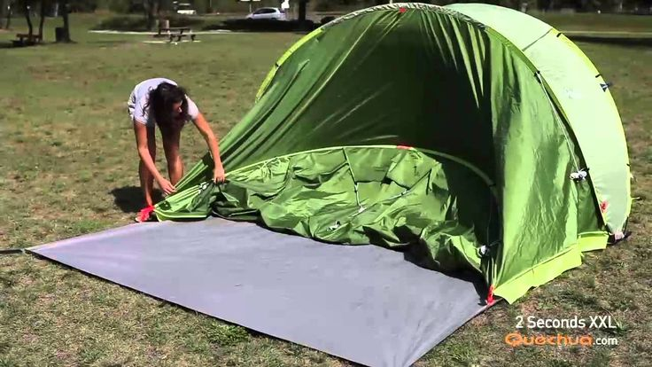 Quechua - 2 Seconds XXL Pop Up Tent