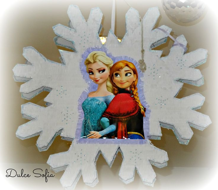 "Piñata ""Frozen"""