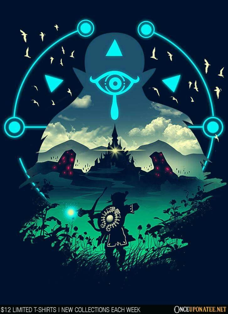 I ordered this on Qwertee (all designs are submitted by their artists)
