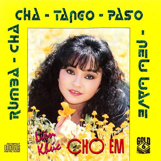 Chia Sẻ Music: Gold CD006 - Liên Khúc Cho Em (NRG)