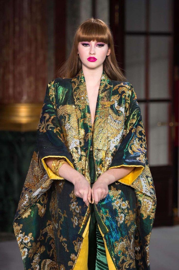 Yumi Katsura, Haute Couture, SS 2017