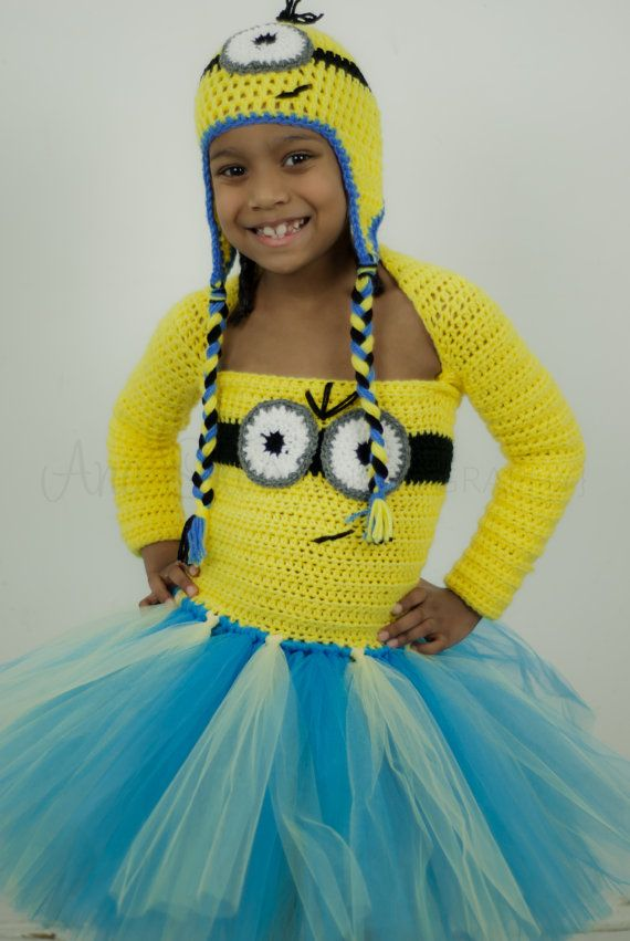 Collection Toddler Minion Halloween Costume Pictures. Video I m ...