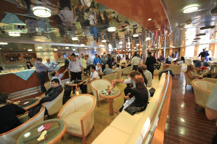 inaugurazione Stagione 2014 GoinSardinia - la Compagnia di navigazione da e per la Sardegna creata dai sardi (zona bar)