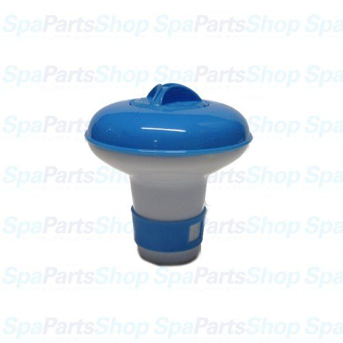 Hydro Tools 8715 Floating Mini Tablet Spa Chemical Dispenser Hydrotools http://www.amazon.com/dp/B002M40VJM/ref=cm_sw_r_pi_dp_i-yrvb0KWPT6S