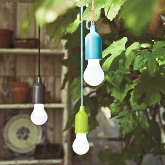 LED-Hängeleuchte Pull Lamp