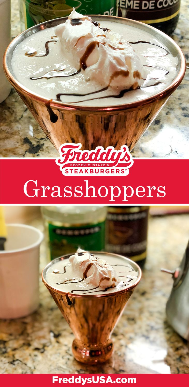 Freddy's Grasshoppers