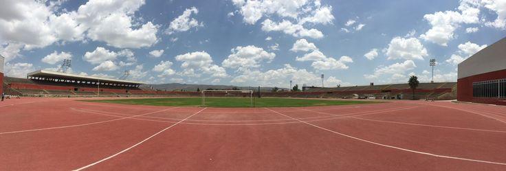 Pista de tartan, Estadio Plan de San Luis, #SLP #Mexico #sport