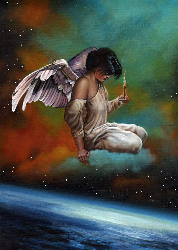 Image result for sacred space angel