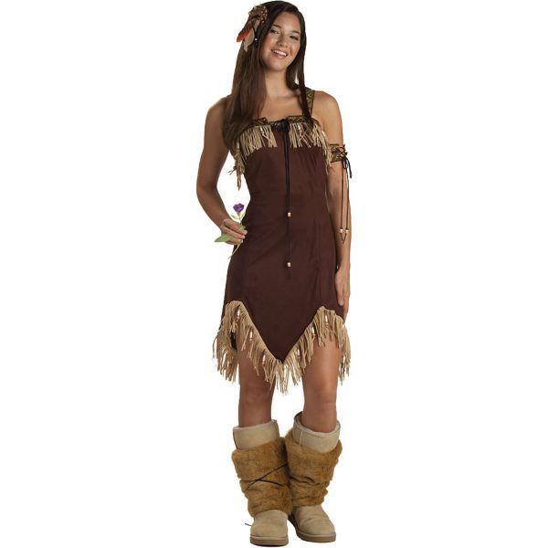 On Native American Teen 94