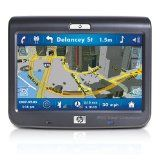 Hewlett-Packard iPAQ 310 Bluetooth 4.3-Inch Widescreen Portable GPS Navigator (Electronics)By HP