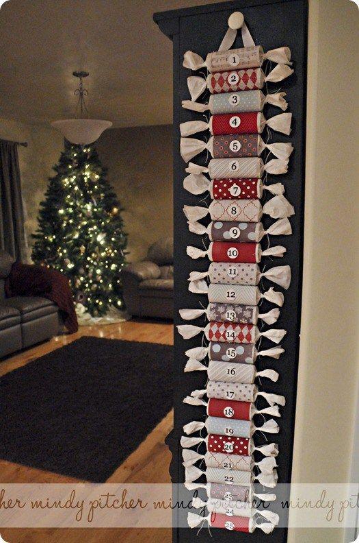 DIY Advent Calendars   #TodaysEveryMom