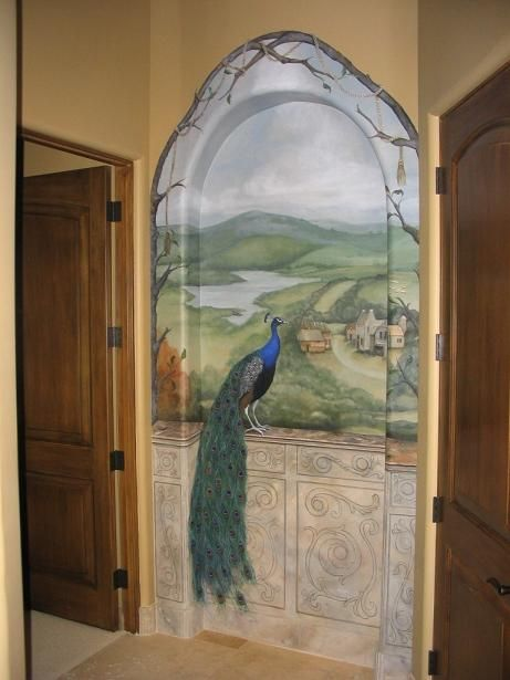 17 Best Images About Trompe L 39 Oeil On Pinterest French