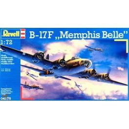 "Maquette 1/72 - Boeing B-17F ""Memphis Belle"" - REVELL"