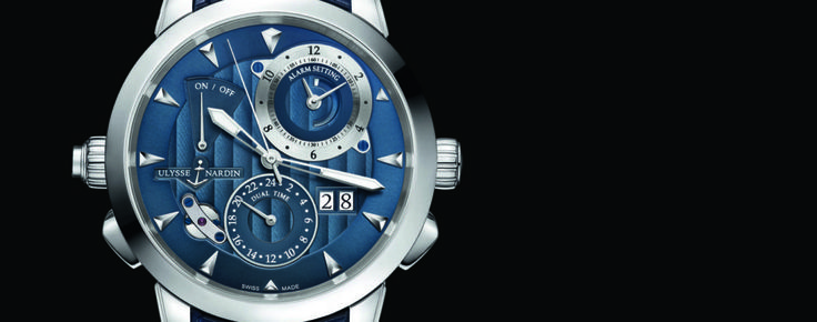 Introducing - Ulysse Nardin Classic Sonata, a Complex Alarm Watch with Cathedral Gong - Monochrome Watches