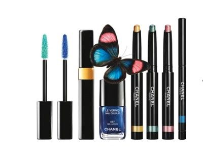 Chanel lanceert gekleurde mascara's