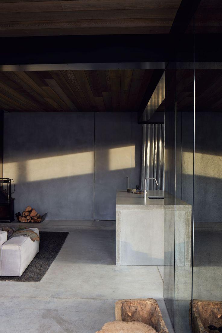 Home In Wanaka Designed By Fearon Hay Architects Architecture Design Visual Interior Local Design House Interior