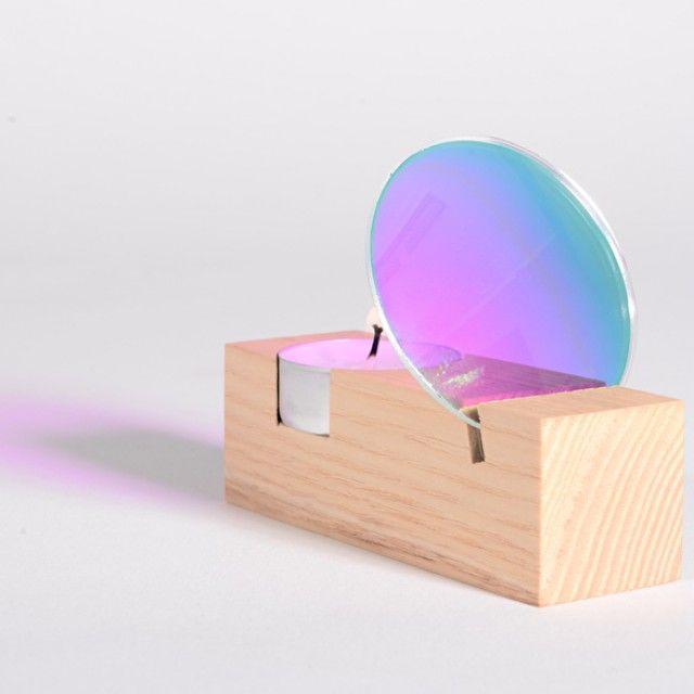 Color Tealight Holder by Studio Thier &Vandaalen on Qrator.com!