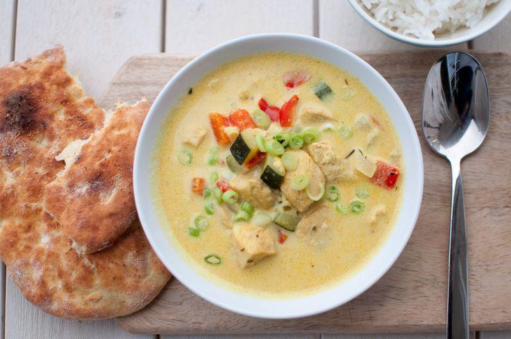 Rask og enkel suppe som passar like bra på ein kvardag som på ein klubbkveld med jentene. Fyll gjerne på med det du måtte like av grønsaker, dess fleire næringsstoff og vitaminar vi får lurt i oss ...