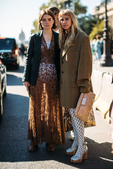 fc025032b6b The Best Street Style Of Paris Fashion Week SS19