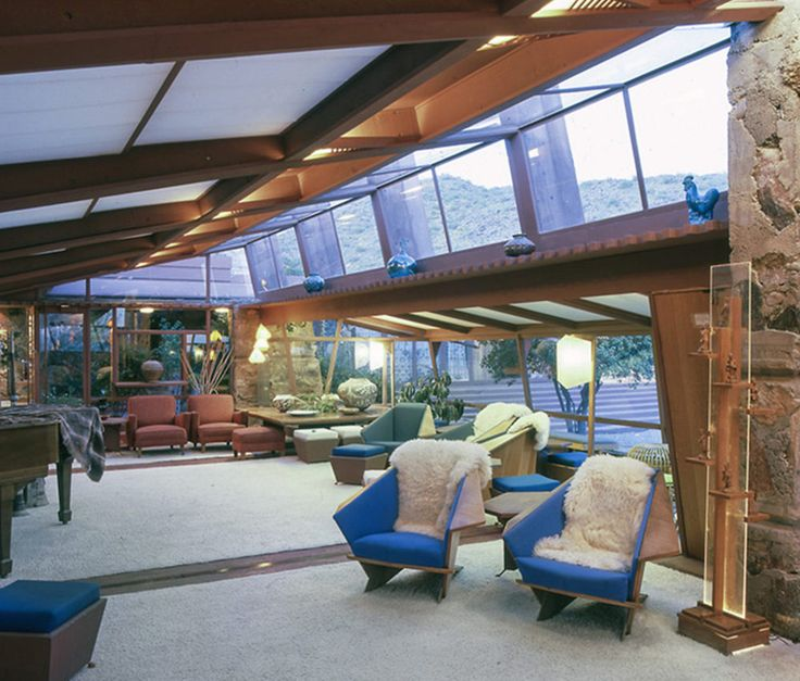 Tour the 10 Frank Lloyd Wright Buildings Nominated as UNESCO World Heritage Sites