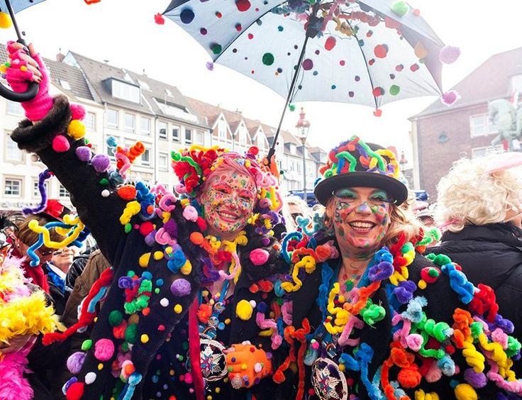 Karneval 2020 in NRW in 2020 Karneval düsseldorf
