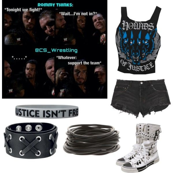 """The Shield is awesome"" by wwe-kim-le on Polyvore"