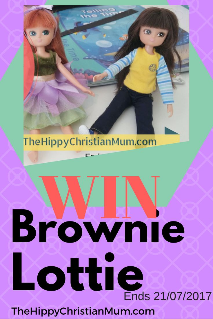 Win Brownie Lottie