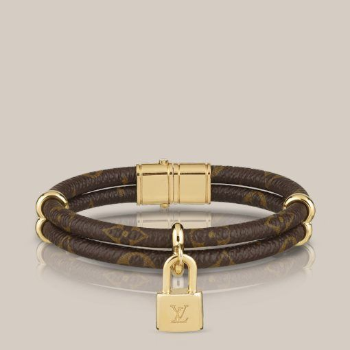 Louis Vuitton Bracelet Monogram Keep It Twice - - Accessoires