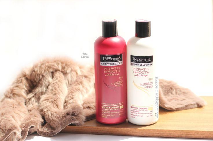 Tresemme Keratin Smooth Shampoo And Conditioner Tresemme Keratin Smooth Shampoo Keratin