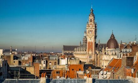 Lille : 1 à 3 nuits avec petits déjeuners buffet au Comfort Hotel Lille-Mons- en-Baroeul pour 2 personnes