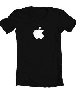 apple - hitam