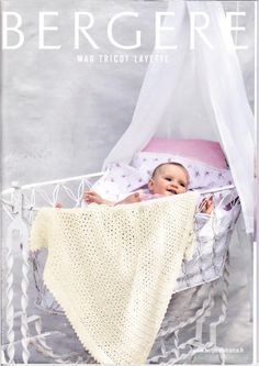 Mag tricot layette n°156