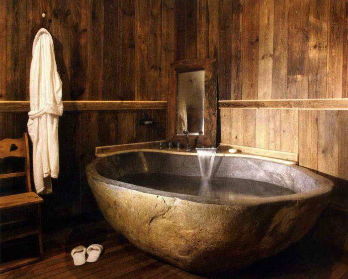 Badezimmer : badezimmer rustikal und trotzdem cool Badezimmer ... | {Badezimmer rustikal und trotzdem cool 72}