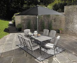 Sonoma 7-Piece Cushioned Dining Set from Walmart Canada $394.00