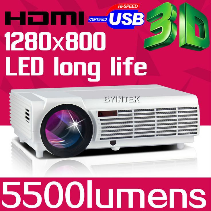 2015 New 5500lms fuLl HD Home Theater Cinema Video LCD Video LED Projector WXGA usb 1080P 3D Projektor Projetor Proyector Beamer - shop online2016 New 5500lms fuLl HD Home Theater Cinema Video LCD Video LED Projector WXGA usb 1080P 3D Projektor Projetor Proyector Beamer 1) For Home Use only at dark room; NOT good for Microsoft Word,Excell or PPT presentation 2) It supports Red/Blue 3D , Please learn what is Red/Blue 3D before purchase. (Do not support DLP ...