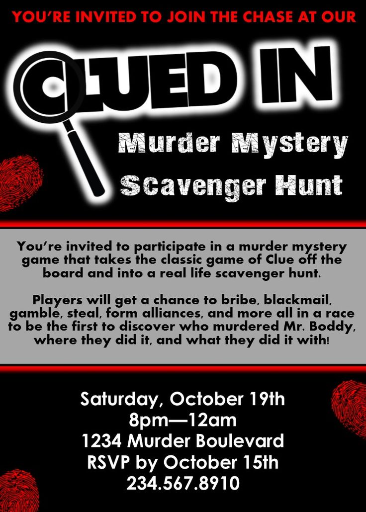 20+ Free murder mystery game scripts online inspiration