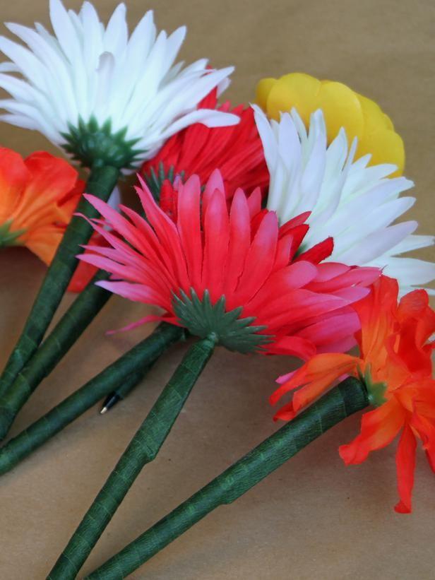 Best 25 Flower Pens Ideas On Pinterest Diy Flower