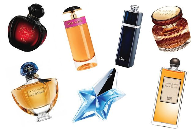 Winter perfumes 2015