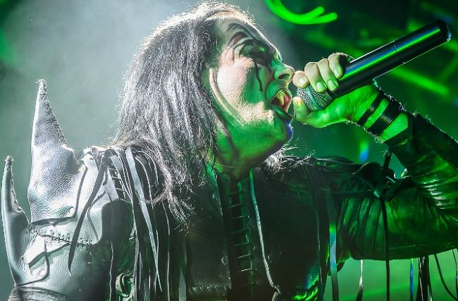 CRADLE OF FILTH показали треклист альбома «Hammer Of The Witches»