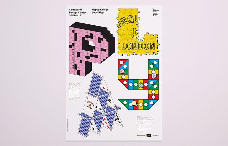 Conqueror Design Contest 2015-16 #Graphic #Design, #Print #Design, #Packaging Ken Lo (Hong Kong)