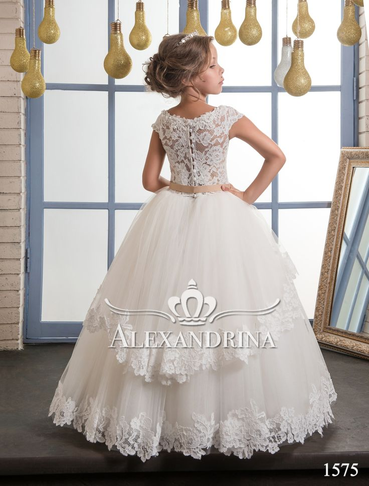 1575 | <b>First communion dress</b> | Платья и Наряды