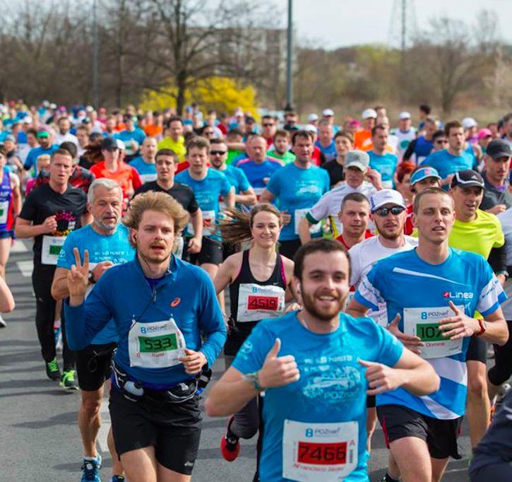 8.Poznań Półmaraton [fot. Jakub Kaczmarczyk]