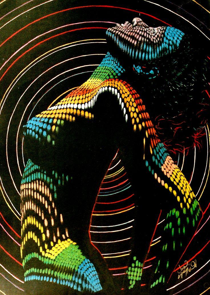 Beautiful Psychedelic Art